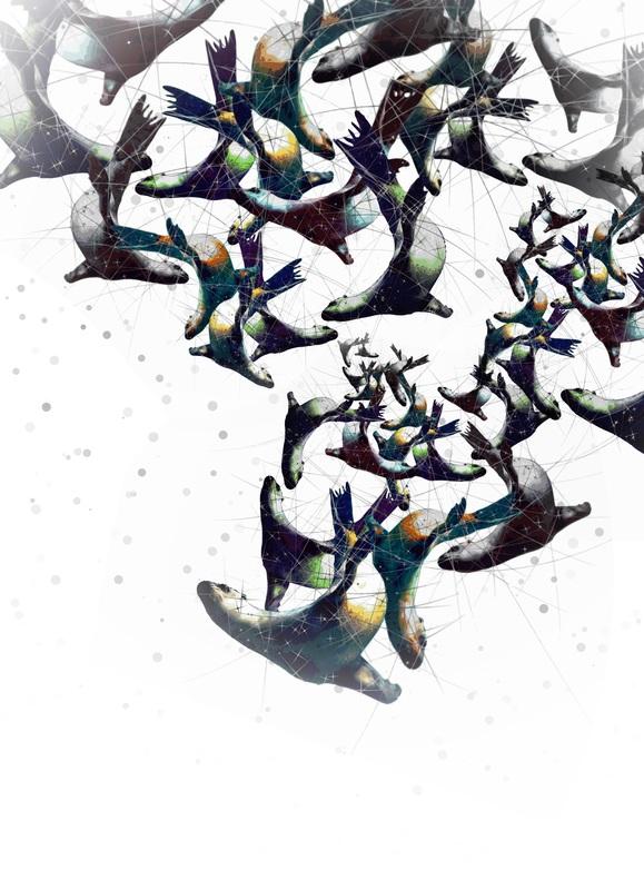 Digital artwork Rolf Mulder - cover